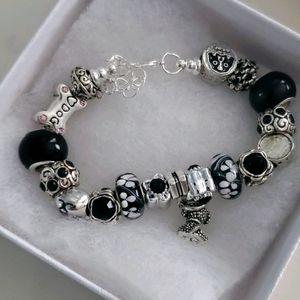 Sterling silver clasp bracelet gorgeous pets